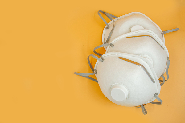 Picture of N95 Respirator